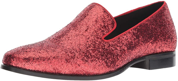 STACY ADAMS Men's Swank Glitter Slip-on Loafer