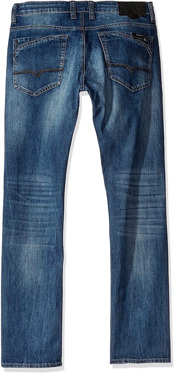 Buffalo David Bitton Men's Max Super Skinny Jean in Gardner