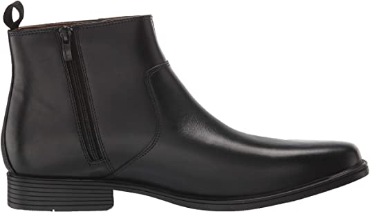 Clarks Men's Tilden Zip Ii Waterproof Boot Ankle