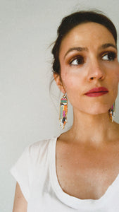 EARTH GIRLS EARRINGS- MINI