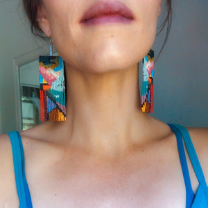 MOUNT SHASTA EARRINGS