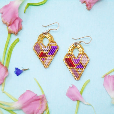LOCKHEART EARRINGS