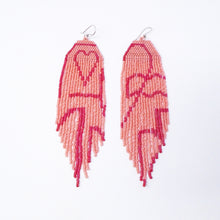 SCRIBBLE EARRINGS
