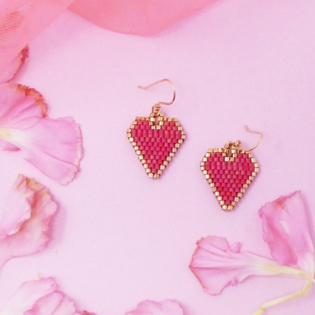 LITTLE LOVE EARRINGS