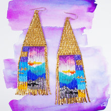 SKY MELT EARRINGS