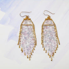 QUARTZ SHIMMER EARRINGS