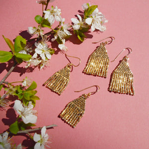 TRISH EARRINGS-S, XS