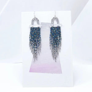 CRYSTAL RAIN EARRINGS