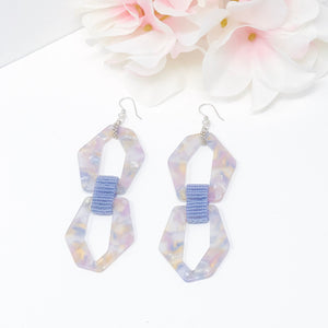 PETAL BATH EARRINGS