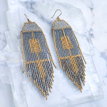 SILVER RUSH EARRINGS
