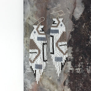 CONTOUR EARRINGS (NEUTRAL)