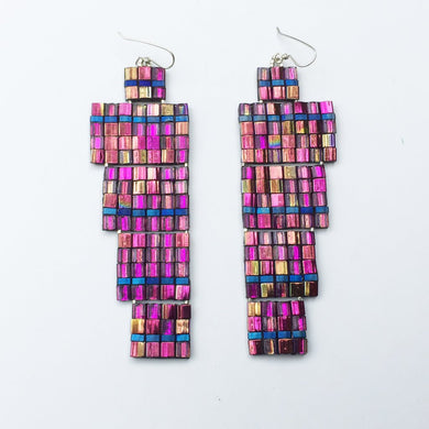 SKATELAND EARRINGS