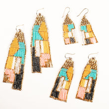 CUT SPACE EARRINGS