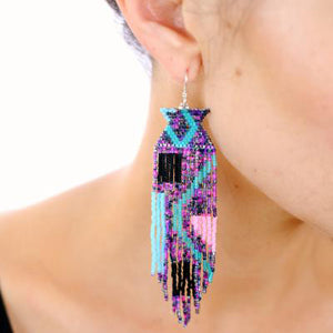 ARCADE EARRINGS (CONFETTI)