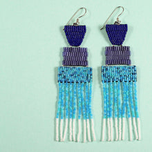 DAYBREAK EARRINGS (AQUA)