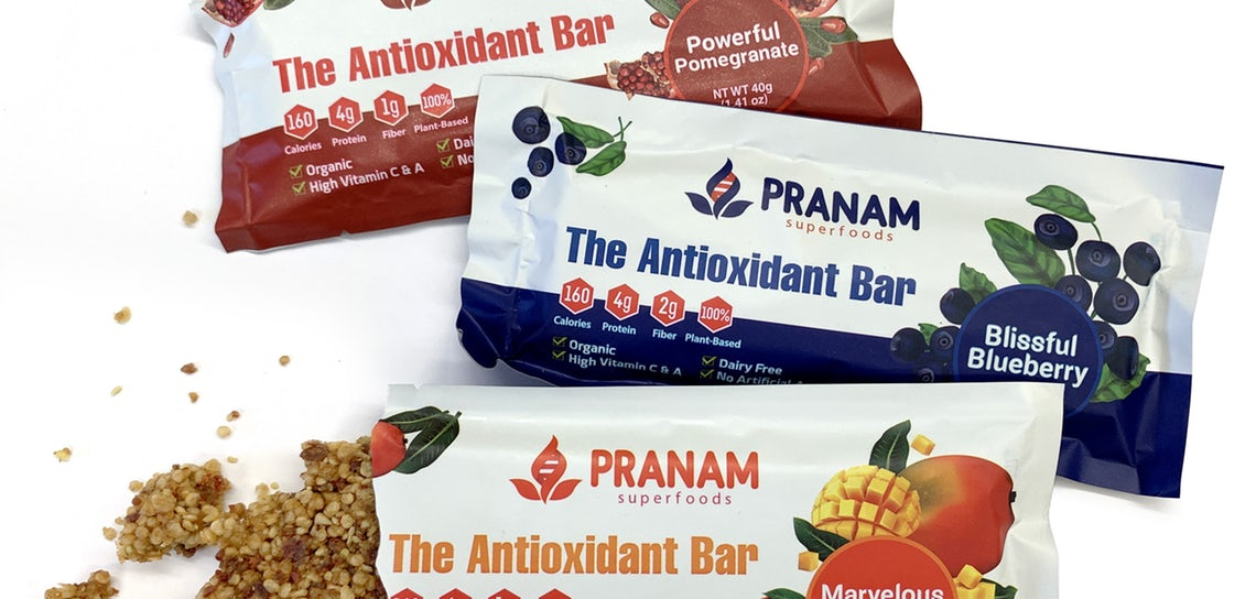 Raising the bar: 10 questions with the BR-based creator of Pranam Superfoods bars