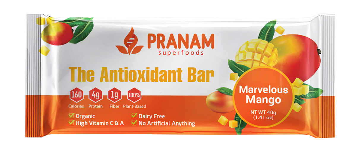 Marvelous Mango Bar (8x)