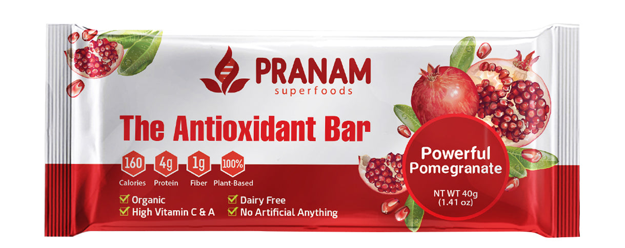 Powerful Pomegranate Bar (8x)