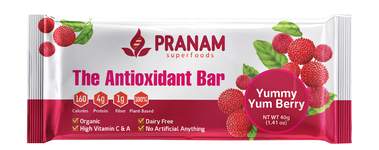 A Yummy Yum Berry Bar (8x)