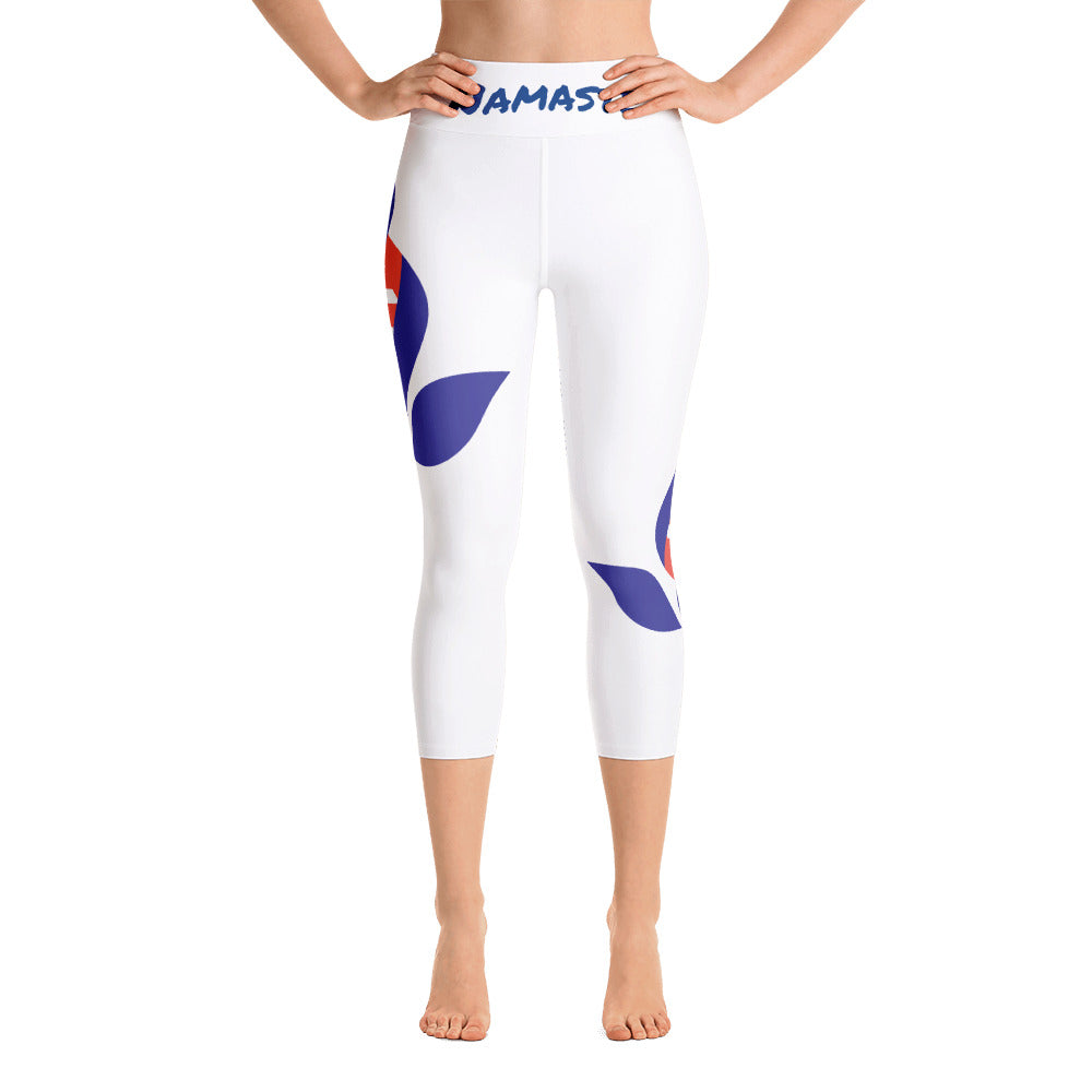 Pranam Yoga Capri Leggings