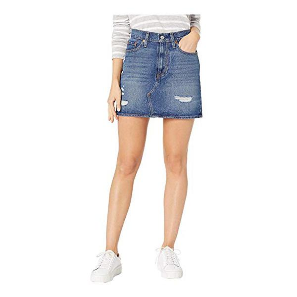 Levi's Deconstructed Skirt - Middle Avenue | 411883