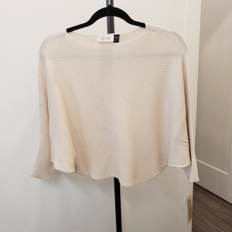 RD STYLE-Dolman Sleeve Sweater-Oatmeal
