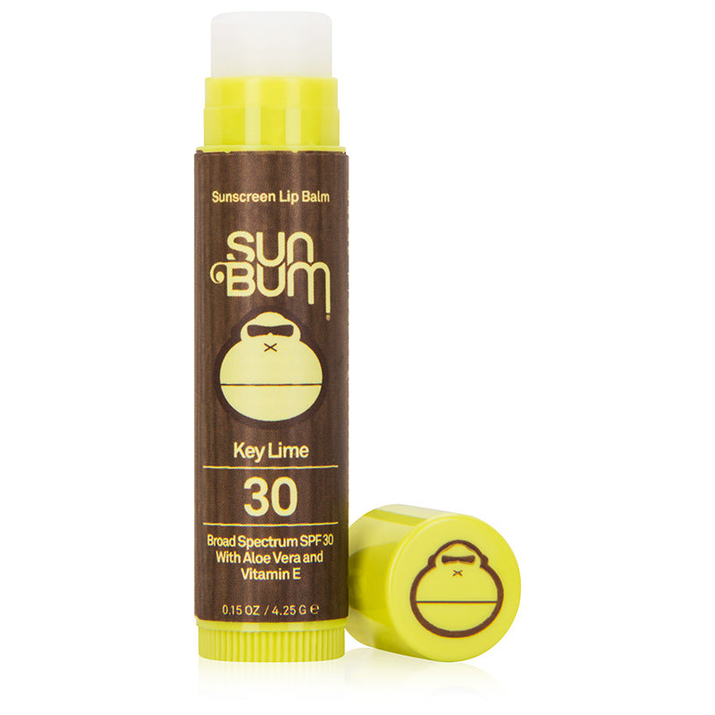 Sun Bum Sunscreen Lip balm SPF30 - Key Lime