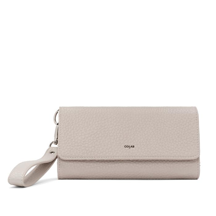 Colab Pebble Tri-Fold Wristlet Wallet | +Colour 5863