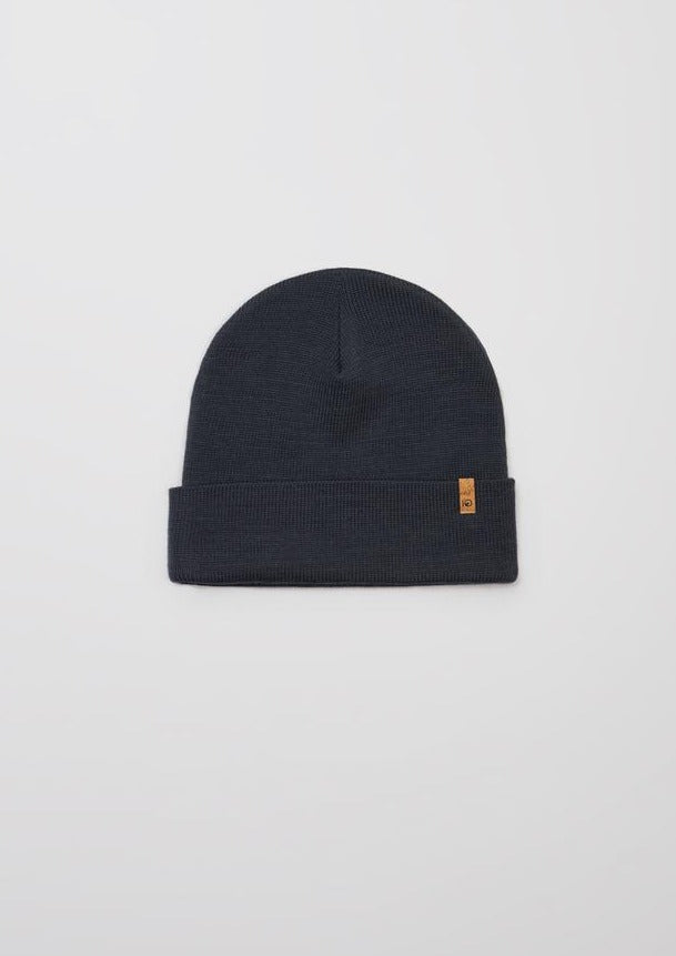 Tentree Wool Kurt Beanie | Dark Ocean Blue
