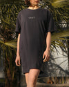Brunette the Label 1981 Snake Box Tee Dress