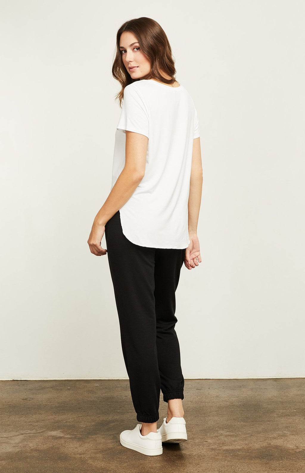 Gentle Fawn Alabama Tee | White