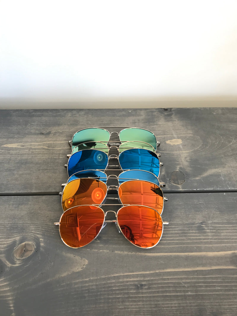 Venice Beach Sunnies - Colour Options