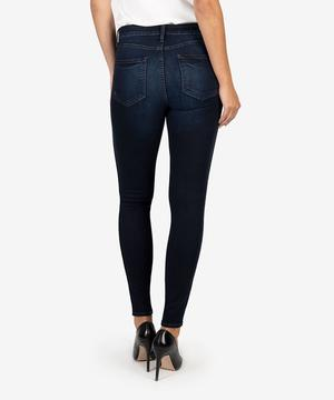 Mia High Rise Ab Slim Fit Skinny - Uncover Wash
