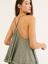 Free People Sandy Tank | Moss