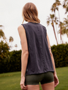 Free People Swoop Tank | Dark Slate
