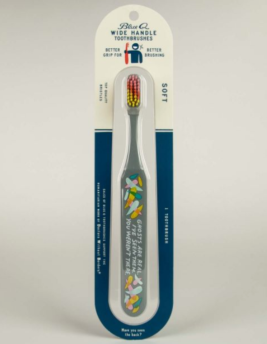 Blue Q Hilarious Toothbrushes