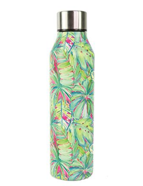 Mary Square | Stainless Bottle - Green Palm
