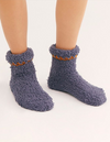 Free People Bearfoot Slipper Socks - Twilight
