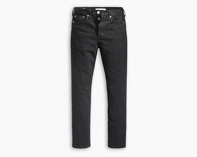Levi's Wedgie Fit Straight Women's Jeans - Black