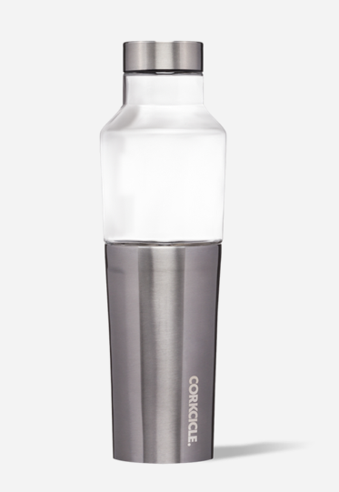 Corkcicle Hybrid Canteen 20oz - Gunmental