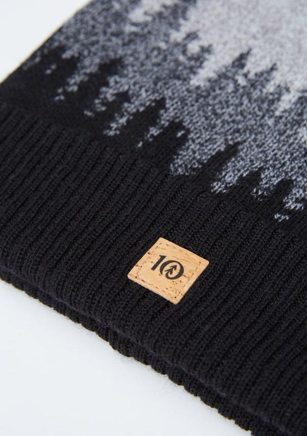 Tentree Juniper Beanie | Meteorite Black Juniper