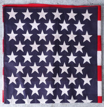 Load image into Gallery viewer, Boho Bandana | Stars n Stripes