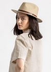 Brixton Messer Fedora - Safari