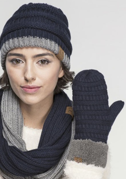 CC Oh So Cozy Mitts  | Multiple Colors