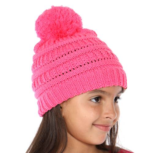 CC Kids Pom Beanie | Several Colours