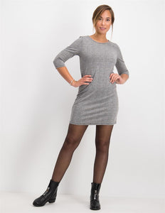 ONLY BRILLIANT 3/4 CHECK DRESS NOOS 15186283