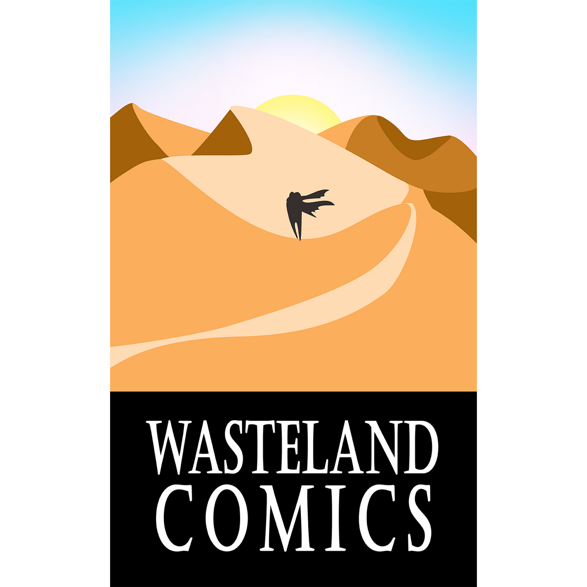 Wasteland Comics Logo
