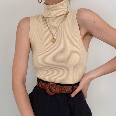 Shoulder Out Plain Camis
