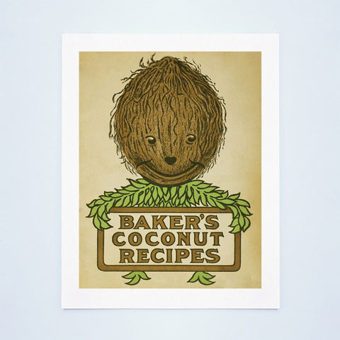 Baker's Coconut Recipes, 1914