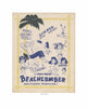Monte Proser's Beachcomber, Boston, 1940s Vintage Menu